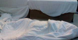 【閲覧注意】女性が泊まったホテルの部屋で発見されたもの
