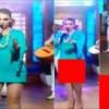【衝撃】テレビで歌う女性歌手の股間から「アレ」が落ちてお茶の間が凍りつく・・・・・(動画)