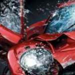【閲覧注意】事故で体が捻り切れた女性。(3枚)