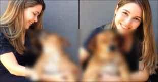 【画像】犬にジャンクフードを与え続けた結果・・・