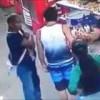 【動画】口論の末、鉄パイプで殴り殺される男性