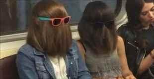 【画像】ロシアの地下鉄に乗ったら毎日こんな奴らがいるのか…