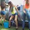 【動画】セクシーな女の子たちの洗車パフォーマンス見てオナニーしてるヤツwww