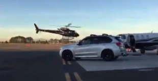 【事故動画】着陸に失敗したヘリコプターが5分もの間、逆さまで回転…。