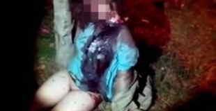 【レイプ殺人】散々犯した後ボコボコにして首を吊らせて殺すキチガイ動画