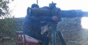 【衝撃動画】対戦車ミサイルでシリア政府軍の集団が粉々に吹っ飛んでる映像がコチラ…