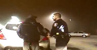 【衝撃】ウォールマートで万引き犯がパトカーまで盗んで逃走しようとしている動画www