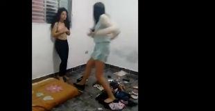 【フェイスブック動画】ボコボコにしてから全裸で町を徘徊させてる動画がこわすぎる…