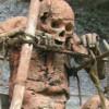 【閲覧注意】パプアニューギニア先住民の死体怖すぎだろ・・・【画像】