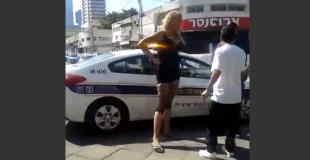 【動画】でっかいニューハーフにフェラしてもらったのに支払を拒む男性。