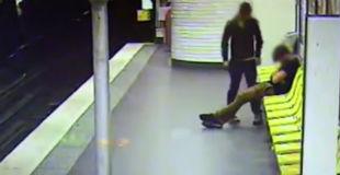 【動画】財布を盗まれたおかげで命拾いしたラッキーでアンラッキーな酔っ払いww