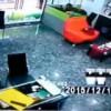 【衝撃】バイクで入口のガラスをブチ破って入店してきた男性wwww