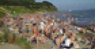 ロシアのとあるビーチがパラダイスだと話題に(18枚)