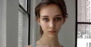 """顔、身体、""""全てが完璧"""" と謳われる超美人モデルを「動画」で見たら凄かった・・・"""