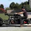 【動画】世紀末的なカッコよさの自作バイクw