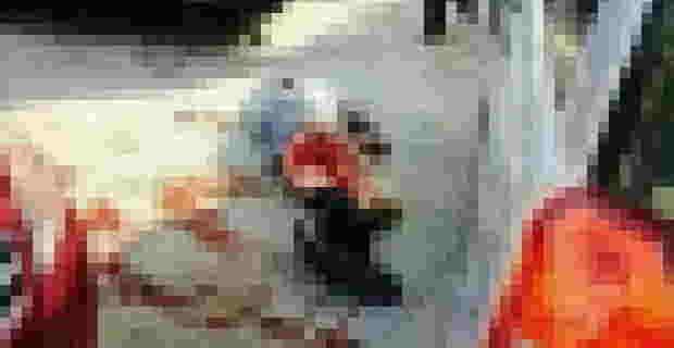 【閲覧注意】バレンタインデーに浮気ばれた夫がチンコを丸ごと切断される…。