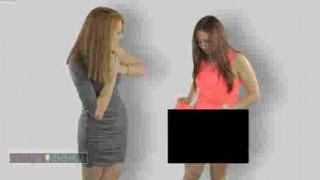 【動画】ストレートの女性が他人のオマンコを手マン初体験してみるwww※エロ注意