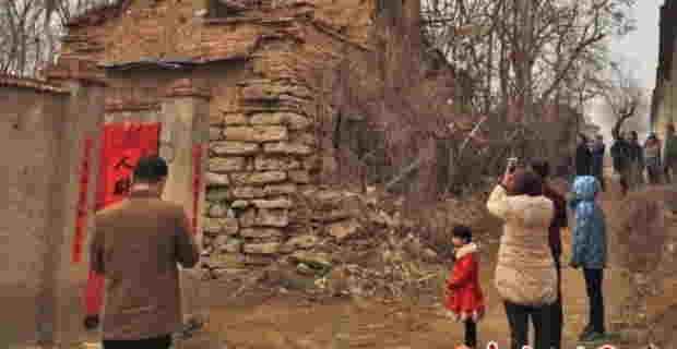 """中国の村にできた """"超高層ビル"""" がヤバい"""