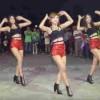 【動画】セクシーなお姉さんたちの踊りがなんかオモシロい件www