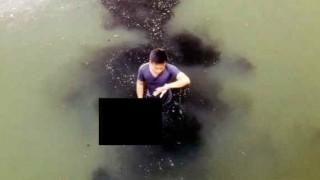 【閲覧注意】売春婦が多いタイの川ではしょっちゅう「これ」が見つかるらしい・・・