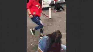 【動画】中国の女子高生?のイジメがかなりひどい…。