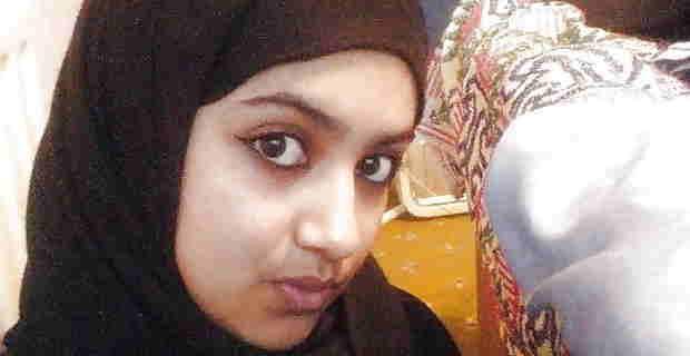 【画像】イスラム系の布被ってる女性、全裸になったらエロすぎるだろ・・・