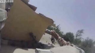 【衝撃動画】米兵のヘッドカメラに映ったアフガニスタンのリアルな戦場。
