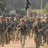 米海兵隊がフル装備で40km歩いた結果・・・足が・・・ (画像)
