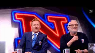【動画】デンマークの国営放送で男性のペニスが映り込み話題に!?
