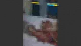 【閲覧注意】脱穀機に巻き込まれてしまった男性の遺体を回収する際の動画…。