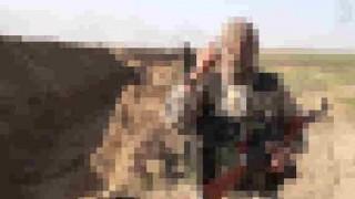 【動画】イラク・シリア国境付近で戦闘に参加している女性が美女っぽいw
