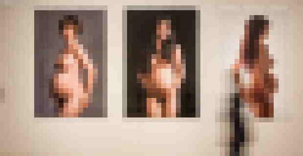 """【動画】海外で話題になっている日本製ラブドール """"妊婦"""" 版www※エロ注意"""