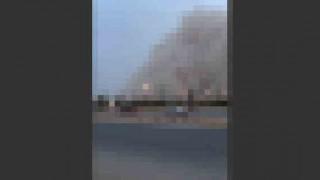【動画】サウジアラビアで撮影された砂嵐がヤバイんだけど。