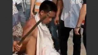 【動画】中国で自転車を盗んだ人はこうなる。