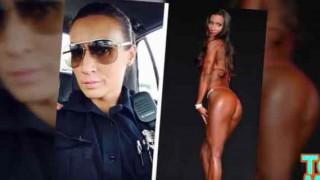 【画像まとめ】アメリカのセクシーな女性警察官のインスタグラム画像まとめw