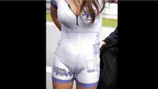 【エロ注意】スポーツウェア着用の美女たちのマ○コのパックリ割れ目がエロ過ぎる画像まとめwww
