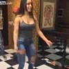 【動画】セグウェイミニで転んじゃうダイナマイトボディーの巨乳美女www