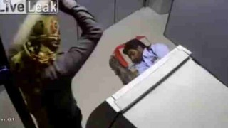 【閲覧注意】寝ている警備員の頭を形が歪むほど木の棒でタコ殴りに…。