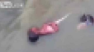 【閲覧注意】無責任にもほどがあるだろ!産み落された胎児が下水道に放置されてる…。