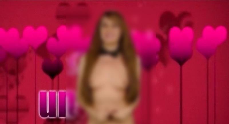 海外のニュース、女子アナが完全に全裸でエロすぎる…(画像)