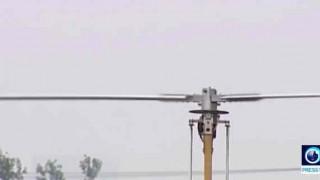 【動画】中国の農業をしてる人が作った一人乗りのヘリコプターが意外にいい感じw