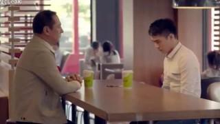 【動画】台湾で物議を醸したマッ○カフェのCM動画。
