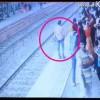 【閲覧注意】インドで電車への投身自殺の瞬間が監視カメラに映っていた…。