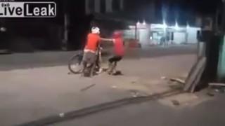 【衝撃動画】オリンピックが開催されるリオデジャネイロの治安の悪さを表現した動画。
