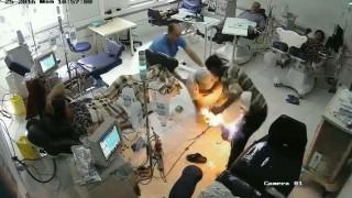 【閲覧注意】病室に侵入した男が患者にガソリンをかけ着火し患者が火だるまに…。