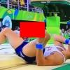 【閲覧注意】リオ・オリンピック2016跳馬のフランス体操選手の足が変な方向に折れ曲がる…。