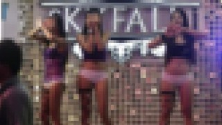 【画像】タイの赤線地帯に行ってきた。このほとんどが売春婦なのか