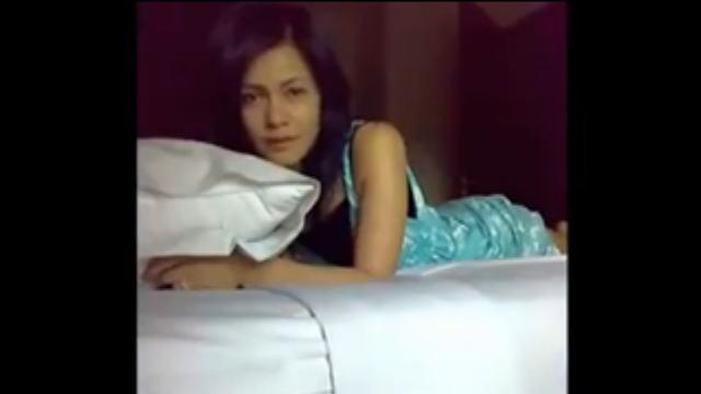 【エロ注意】インドネシアで話題になったセレブの流出セックス動画www