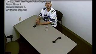 【衝撃】アメリカで殺人犯が取調室から逃走した瞬間が監視カメラに映ってた。