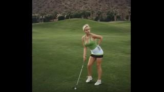 【動画】美人でセクシーすぎると話題のゴルファー『Paige Spiranac(ペイジ・スピラナック)』の動画3本w